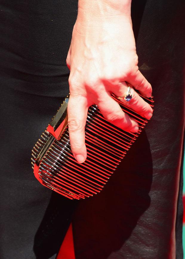 Judy Greer's Kotur clutch