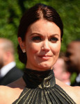 Bellamy Young in Naeem Khan