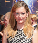 Judy Greer in Reed Krakoff
