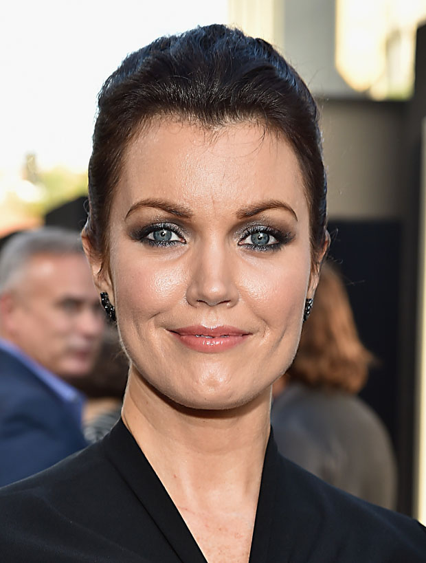 Bellamy Young in BCBG Max Azria