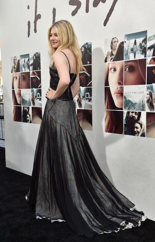 Chloe Grace Moretz in Schiaparelli Couture
