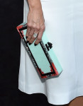 Bellamy Young's Edie Parker clutch