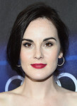 Michelle Dockery in Zac Posen