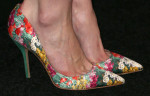 Michelle Dockery's Paul Andrews shoes