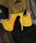 Zendaya Coleman's Christian Louboutin heels