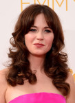 Get The Look: Zooey Deschanel's Feminine and Fierce Emmy Awards Makeup