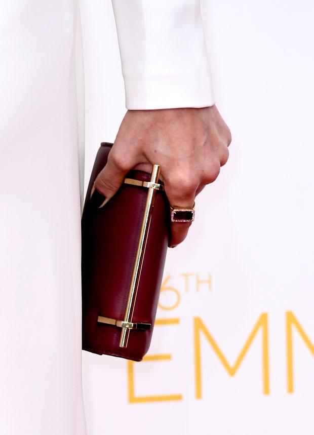 Michelle Monaghan's M2Malletier clutch