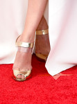 Michelle Monaghan's Christian Louboutin 'Just On' sandals