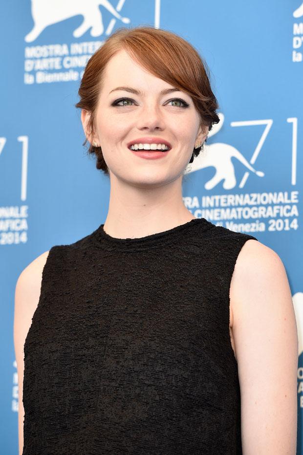 Emma Stone in Proenza Schouler