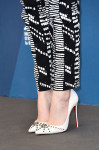 Emma Stone's Christian Louboutin 'Door Knock' pumps