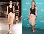 Ali Larter In Giulietta - Pampers Celebrates Fun Morning Moments