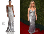 Amy Poehler In Theia - 2014 Emmy Awards