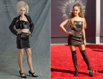 Ariana Grande In Moschino - 2014 MTV Video Music Awards #VMA