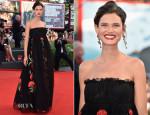 Bianca Balti In Dolce & Gabbana - 'Birdman' Venice Film Festival Premiere & Opening Ceremony