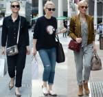 Cate Blanchett's New York Street Style 13 August 2014
