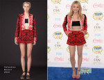 Chloe Grace Moretz In Valentino - 2014 Teen Choice Awards