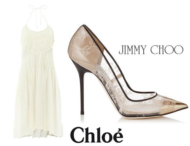 Chloe Jimmy Choo