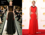 Claire Danes In Givenchy - 2014 Emmy Awards