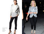Elizabeth Banks In Katharine Kidd - Justin Timberlake's 20/20 Experience Concert