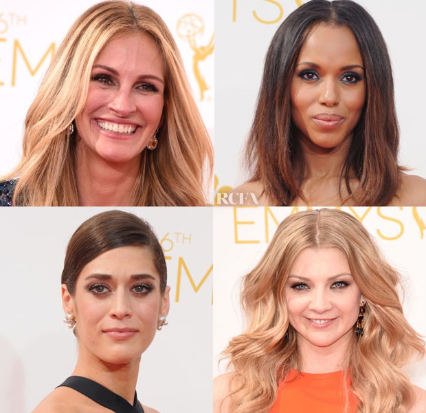 Emmy Awards Beauty Trend Spotting The New Nude Lip