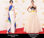 Emmy Awards 2014 Fashion Critics' Roundup