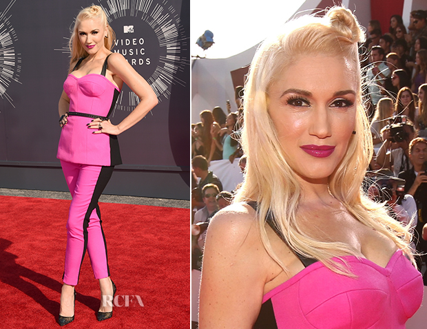 Gwen Stefani In L.A.M.B. - 2014 MTV Video Music Awards #VMA