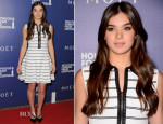 Hailee Steinfeld In A.L.C. - Hollywood Foreign Press Association's Grants Banquet