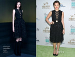 Hailee Steinfeld In Georges Hobeika - Heifer International's 3rd Annual 'Beyond Hunger A Place At The Table' Gala