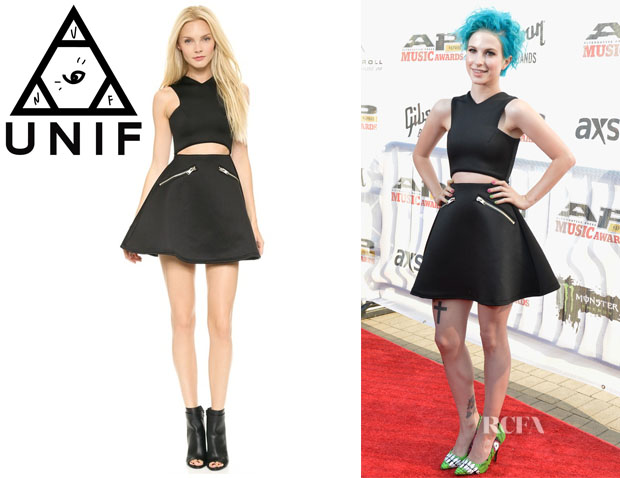 Hayley Williams' UNIF 'Loft' Dress