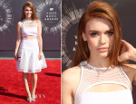 Holland Roden In Milly - 2014 MTV Video Music Awards #VMA