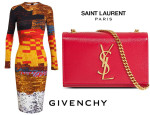 Iggy Azalea Givenchy & Saint Laurent