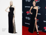 Jaime King In Versace - 'Sin City: A Dame To Kill For' LA Premiere