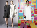 Jaimie Alexander In Giorgio Armani - HBO's Emmy Awards Post-Awards Reception