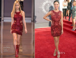 Jamie Chung In Versace - 2014 MTV Video Music Awards #VMA