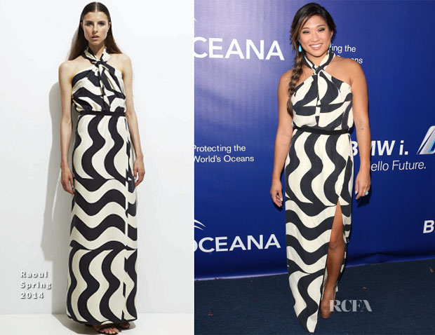 Jenna Ushkowitz In Raoul - Oceana's 7th Annual SeaChange Summer Party