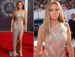 Jennifer Lopez In Charbel Zoe - 2014 MTV Video Music Awards #VMA
