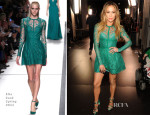 Jennifer Lopez In Elie Saab - 2014 Teen Choice Awards