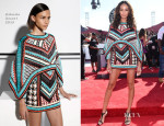Joan Smalls In Balmain - 2014 MTV Video Music Awards #VMA