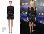 Joanne Froggatt In Victoria, Victoria Beckham -  Audi Celebrates Emmys' Week 2014