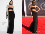 Jourdan Dunn In Balmain - 2014 MTV Video Music Awards #VMA