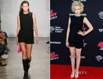 Julia Garner In Balenciaga - 'Sin City A Dame To Kill For' LA Premiere