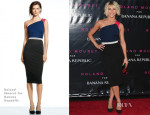Julianne Hough In Roland Mouret for Banana Republic - Roland Mouret for Banana Republic Launch