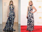 Julie Bowen In Peter Som - 2014 Emmy Awards
