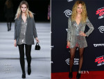 Juno Temple In Saint Laurent - 'Sin City A Dame To Kill For' LA Premiere