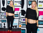 Kate Hudson In Houghton & Stella McCartney - Watch What Happens Live