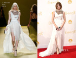 Kate Mara In J. Mendel - 2014 Emmy Awards