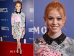 Katherine McNamara In Ted Baker London - Hollywood Foreign Press Association's Grants Banquet