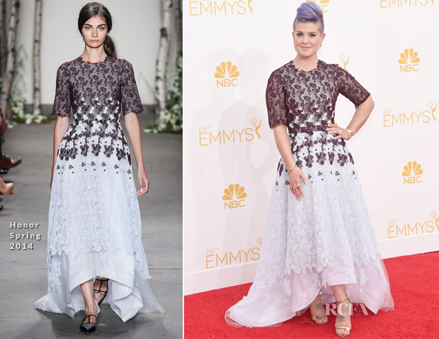 Kelly Osbourne in Honor - 2014 Emmy Awards