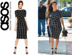 Kourtney Kardashian's ASOS Pencil Dress
