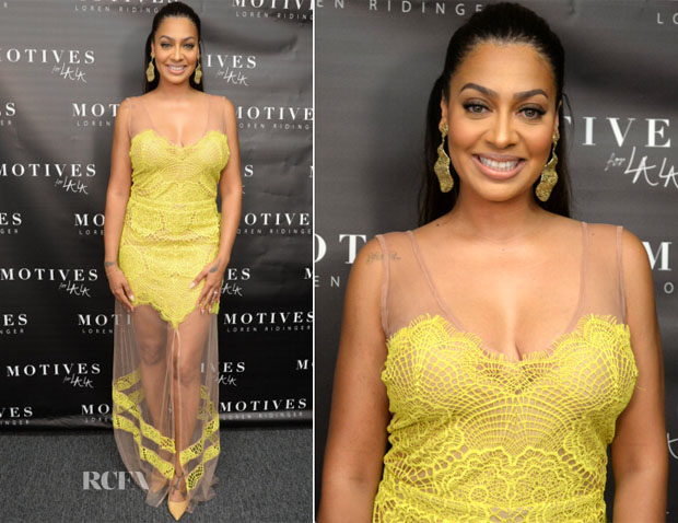 La La Anthony In For Love & Lemons - 2014 Market America International Convention
